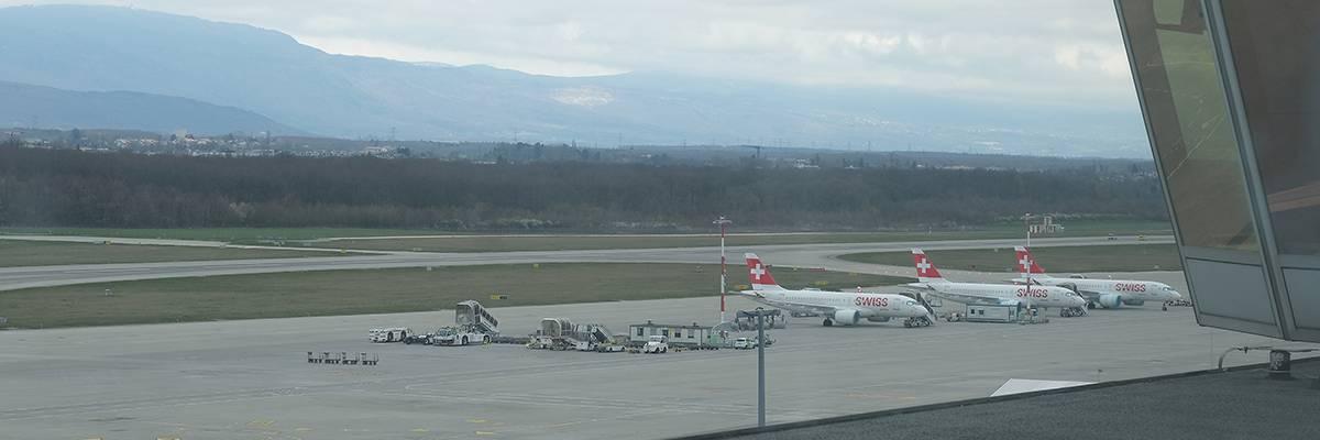 Crash social à l'aéroport de Genève?